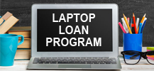 Laptop Loan icon