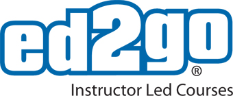 ed2go Instructor Led logo