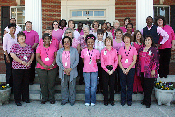 NETC Pink Day