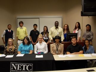 Future Focus 2013 Past and present dual enrollment students make up the student panel.